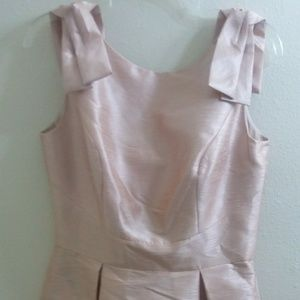 Alfred Sung Dress Pearl Pink Size 10 D626